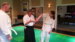 Teaching Sankyo Rotation