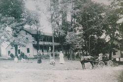 Hotel in Frankfort springs  1890