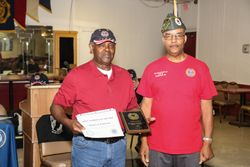 Amvets of The Year: Charles Patterson