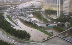 I-75/85 Downtown Connector Flooding