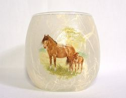 Horse 3 (only available in small tealight holder)