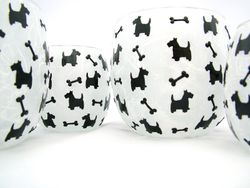 White Scottie Dogs