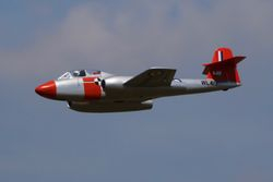 Gloster Meteor WL419