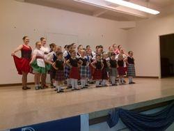 Spring Fling Recital 2012