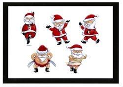Mary blair-esc Santa art