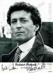 Hannay (Robert Powell)