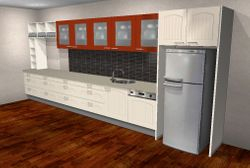 13. Entertainment Cabinetry for Billiard Room.