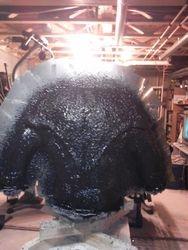 Epoxamite mold - back half