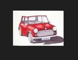 Mini Cooper     I/D209B