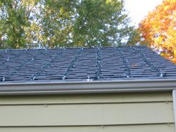 Roof Lights Vertical