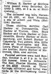 Harker, William E. 1954