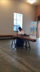 Canada Day Zither