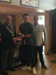Cil-y-Coed Veterans Players Player - Petter Little