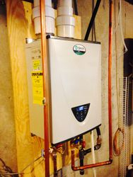Tankless Water