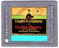 1914 Caught in a Cabaret (re-released 1923)