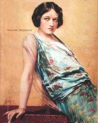 1917 PAULINE FREDERICK