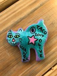 Kitty Ornament!