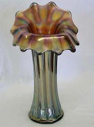 "Corinth 9"" JIP vase amethyst"