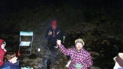 2004 - Rob Edgar toasting