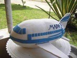 Air Plane Cake 1 (B105)