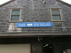 Supply New England installed