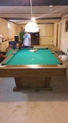 Pool table 13
