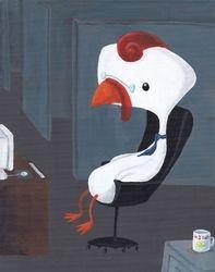 Office Chicken
