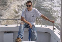 1st Mate Aaron Maffei - 2011