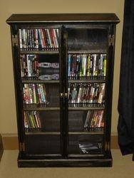 DVD & CD Storage