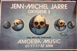 Oxygene 3 US promo