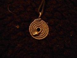 Ormhänge / Snake pendant