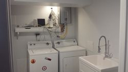 Laundry Room finished!