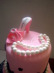 Shoe Cake (SP053)