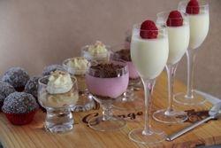 Quartet of Petite Desserts