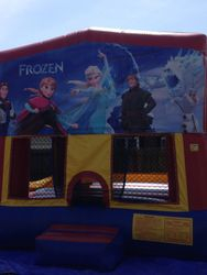 Funhouse with Frozen Banner