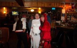 Little Red Riding Hood Bartender