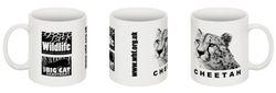 Cheetah WHF mug