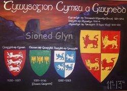 Poster Tywysogion