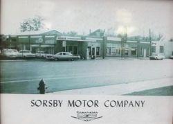 Sorsby Motors, Hempstead