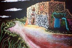 Zejtun Farmhouse at Night