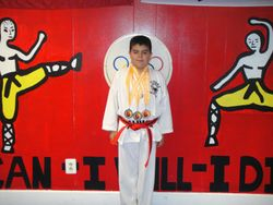 06-03-2012  Championships   Marcos  Acosta  3 rd place Forms , 2 nd place Breaking , 2 nd place Fighting