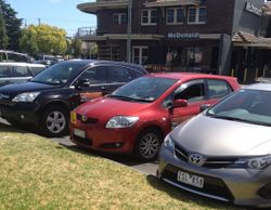 Driving School Williamstown - Toyota Corolla Hatch - Manual Transmission