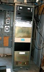 Repeater cabinet