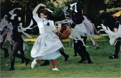 Wizard of Oz - Lymm Park
