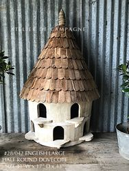 #28/042 ENGLISH LRG DOVECOTE