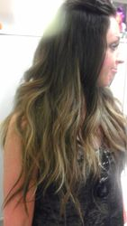 Sewn extensions