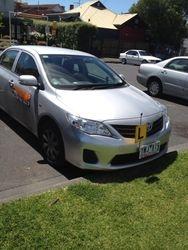 Driving School Tullamarine - Toyota Corolla - Automatic Transmission