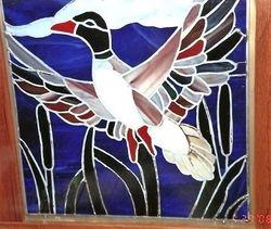 A Mallrd Duck Panel