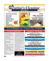CHRISTINE'S CLEANING