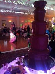 Chocolate fountain hire Huddersfield